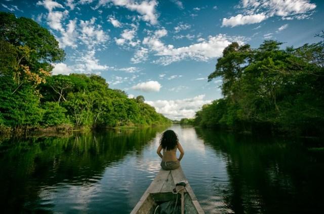 亞馬遜森林 ©PROMPERU
