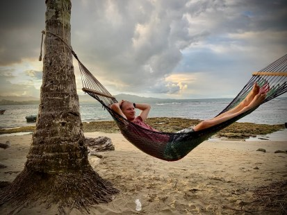 How we love hammocks... (nov 2019)