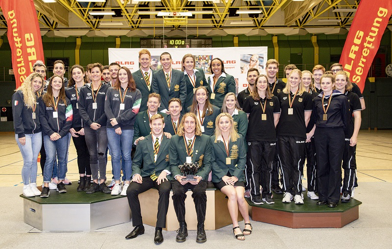 German Cup 2019, a Warendorf vince l'Australia. Italia d'argento