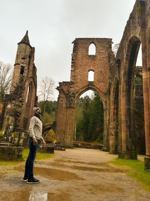 Ruinas del Monasterio de Allerheiligen - Turismo Selva Negra