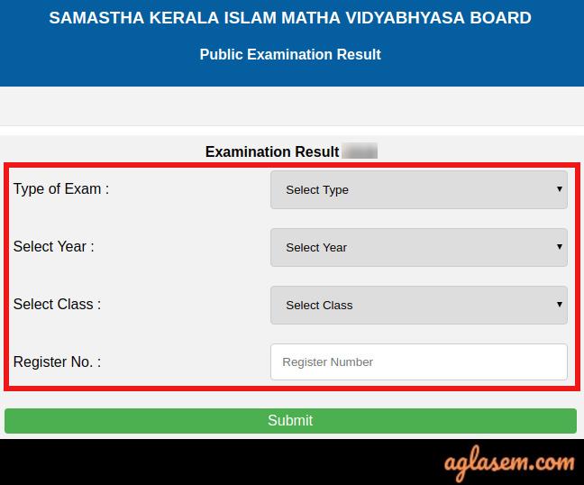 Kerala Samastha Result 2020