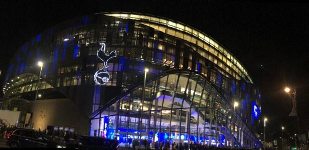 Tottenham Hotspur versus Olympiakos, Tottenham Stadium, Lo… | Flickr