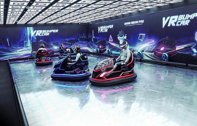 VR Bumper Car VR碰碰車