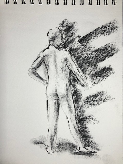 Life Drawing session 281119