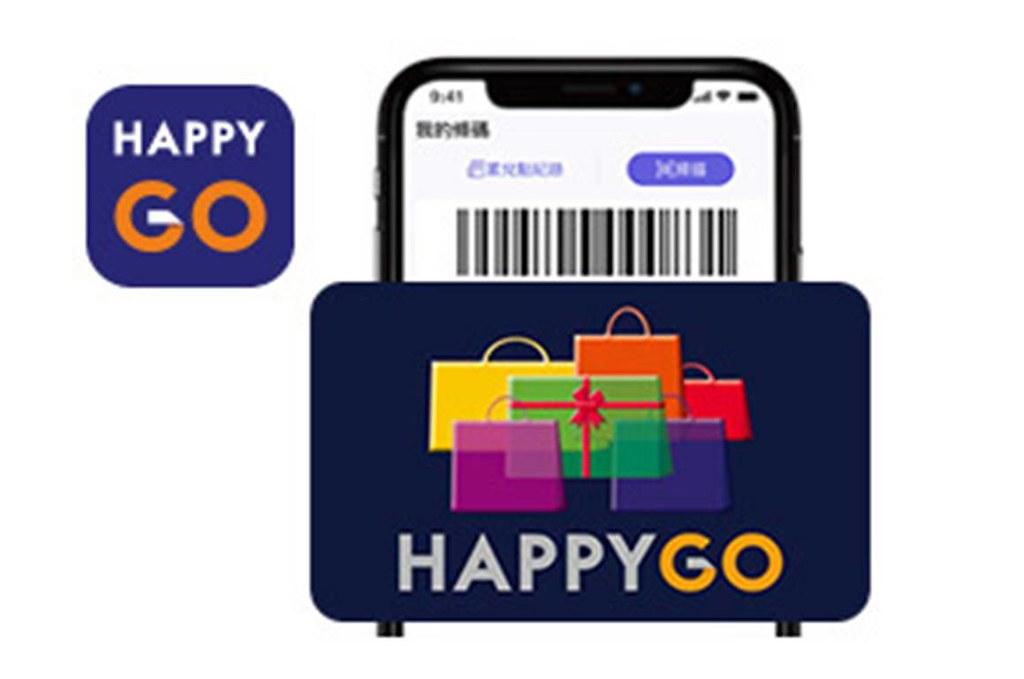 【App開箱推薦】HAPPY GO 集點App,免帶卡,年底前限時下載App送300點,結合HAPPY GO PAY行動支付,可立馬點數折抵 ...