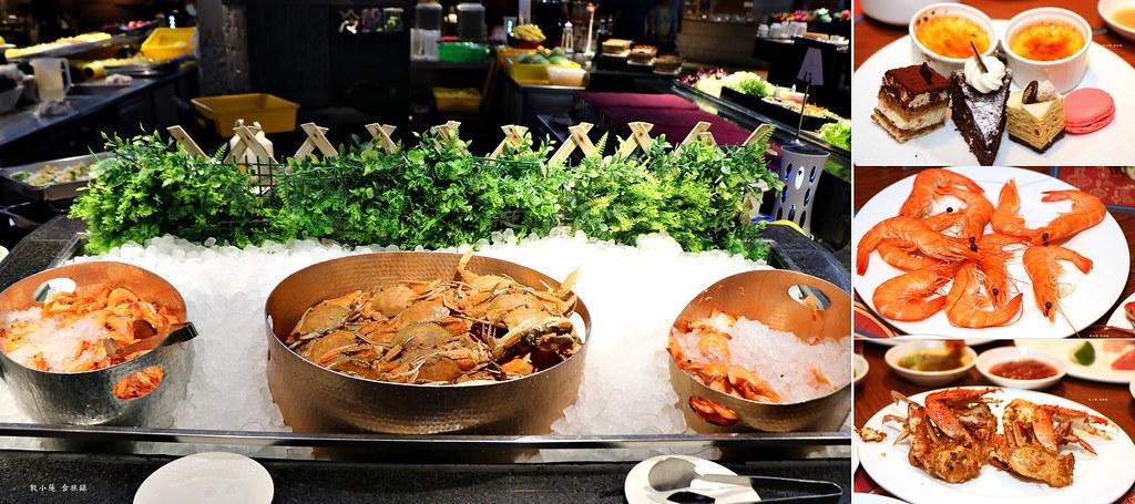 【高雄】漢來海港餐廳 巨蛋店‧多款異國料理 甜點,飲品,蔬食,熱食吃到飽 @ 敦小蓮の食旅錄 :: 痞客邦