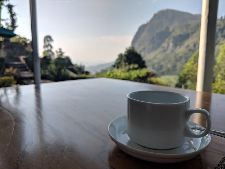 View from Ravana Heights