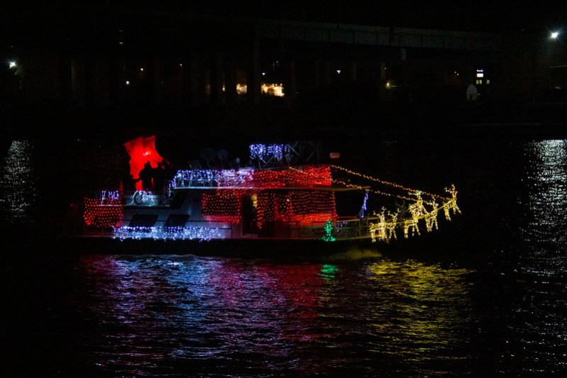 Holiday Cheer on the Pier17