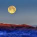 Moonset - taken May 10, 2017