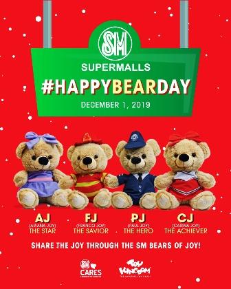 SM Happy Bear Day
