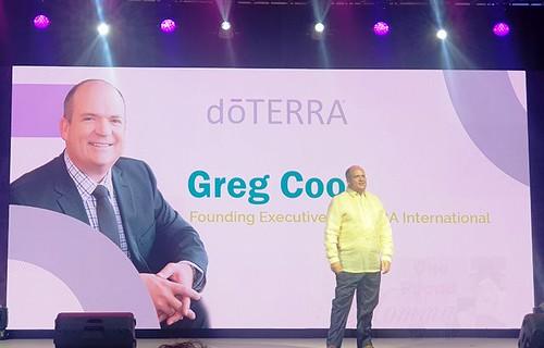 dōTERRA Greg Cook