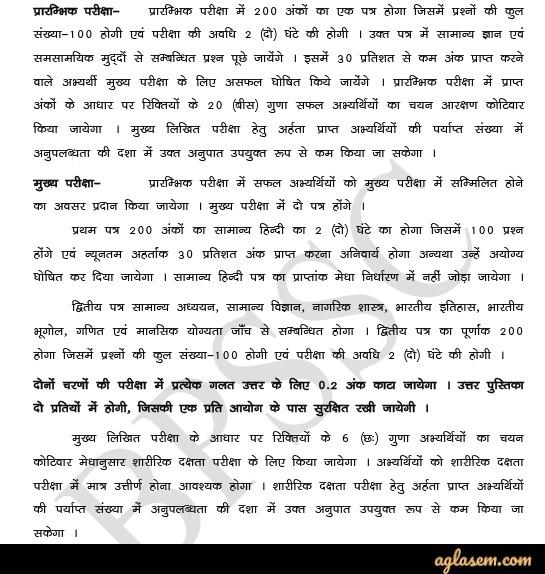 Bihar Police Enforcement Sub Inspector 2020