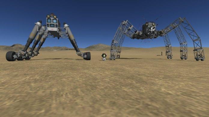 Kerbal Space Program Enhanced Edition: Breaking Ground Edition