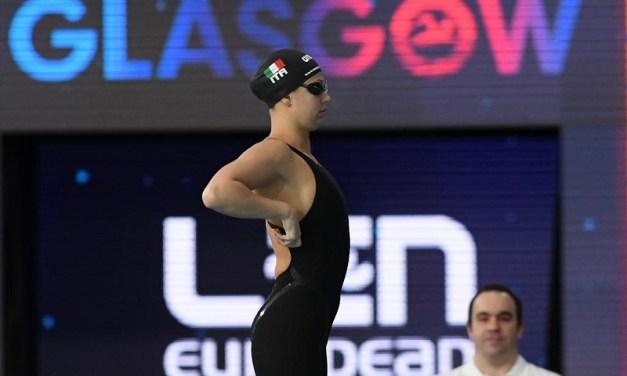 EuroSwim 2019 Glasgow | Ancora tanto azzurro nelle batterie del day3