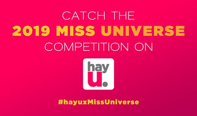 Miss Universe in Hayu
