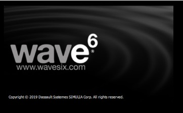 DS SIMULIA Wave6 x64 full