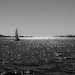 Paros island in the Aegean Sea
