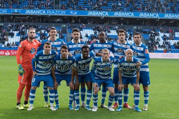Dépor 1 - 3 Zaragoza