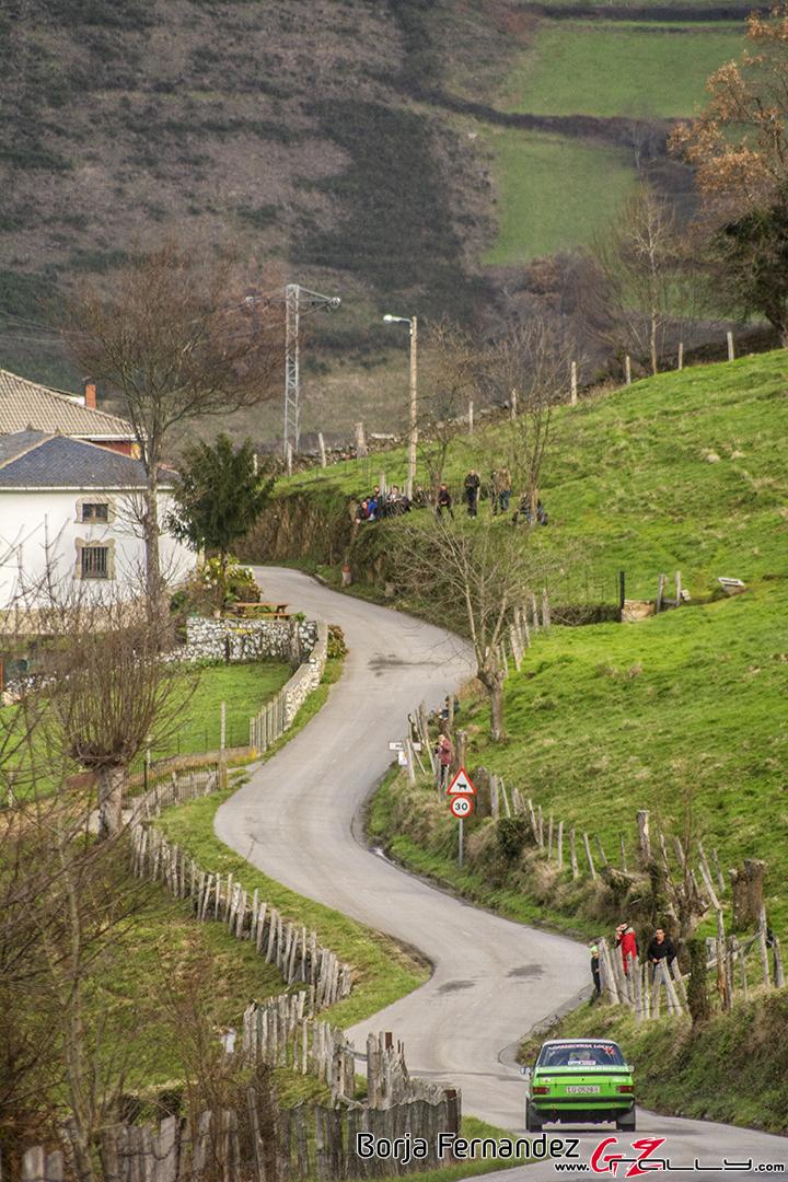 Rally Cangas del Narcea 2019 - Borja Fernandez