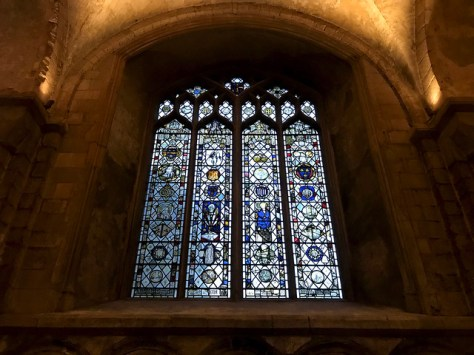 Norwich Cathedral: Erpingham Window