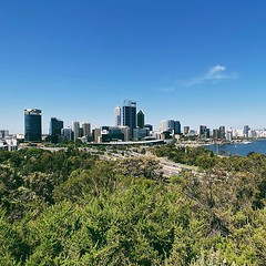 Australia Day 1 - adjusting to the climate while enjoying the great skyline view from kings park #visitperth #cityofperth #perth #perthcity #perthwa #perthlife #seeperth #perthnow #perthtodo #soperth #perthvibes #perthisok #perthvibes #visualperth #hellop