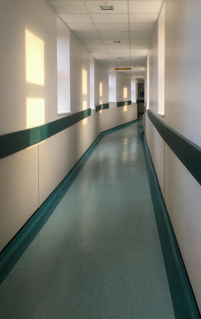Day 345-19 empty corridor