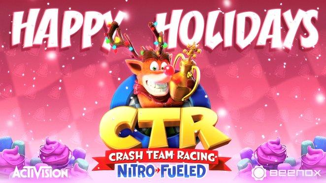 CTR Nitro Fueled