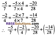 RBSE Solutions for Class 8 Maths Chapter 1 परिमेय संख्याएँ In Text Exercise-02h