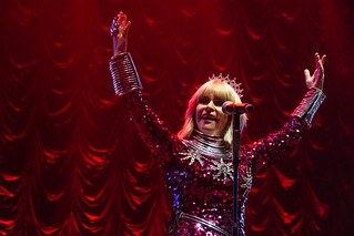 Toyah - Lets Rock Winter Tour SSE Hydro  Glasgow 11th December 2019