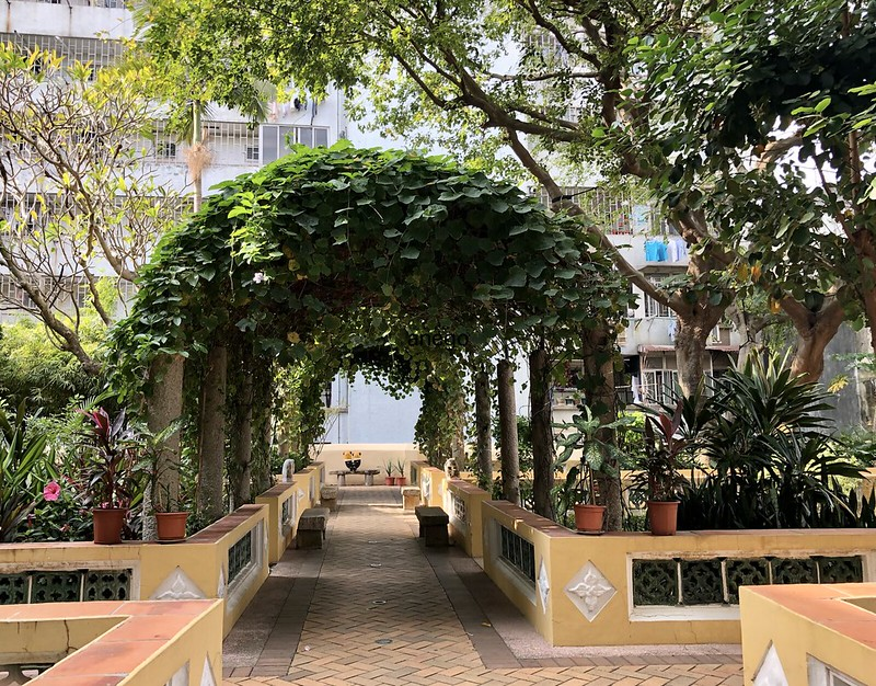 ロバート・ホー・トン 庭園