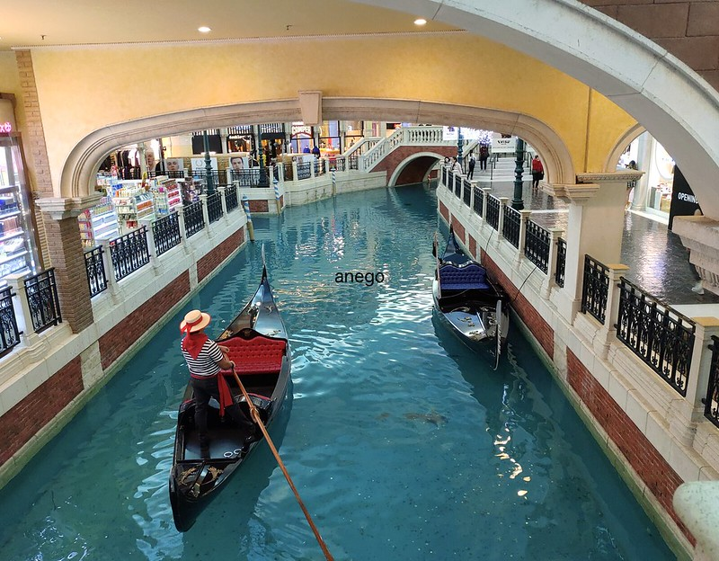 ヴェネチアン ショッピングモール