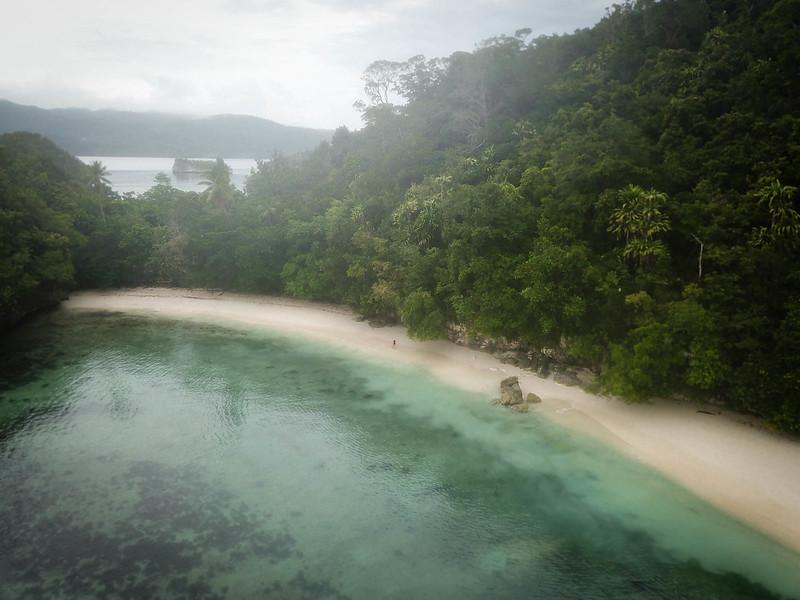 Lopputili ja muutto paratiisisaarelle