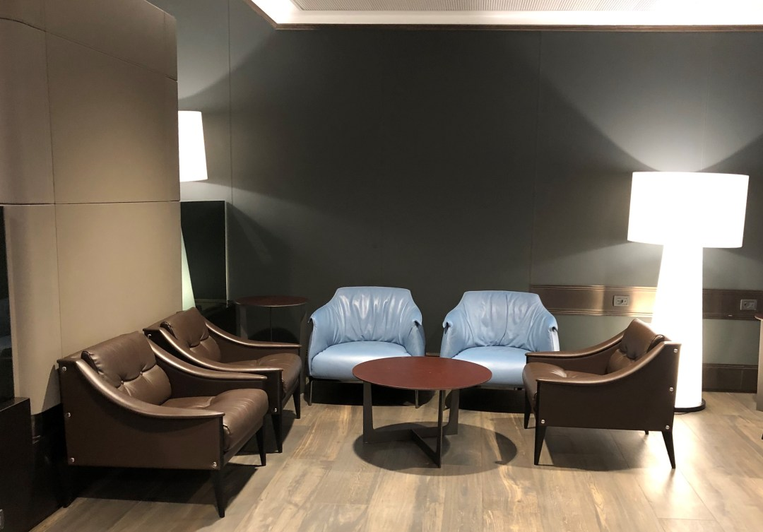 Club Sea Sala Leonardo Lounge