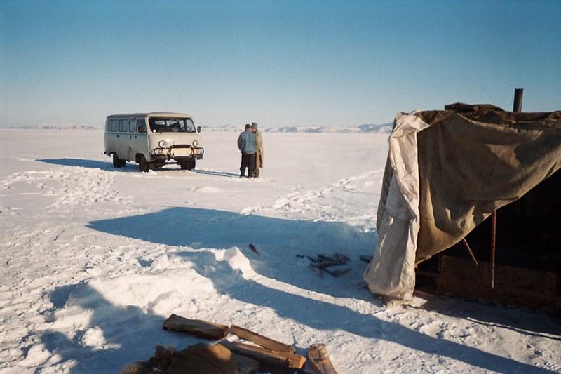 Байкал, Ольхон