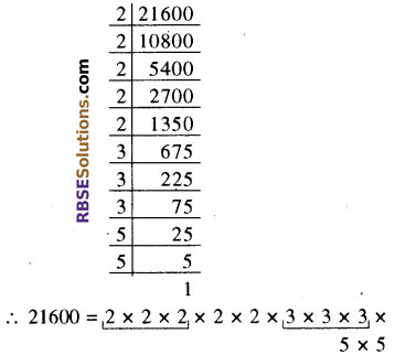 RBSE Solutions for Class 8 Maths Chapter 2 घन एवं घनमूल In Teaxt Exercise P28f