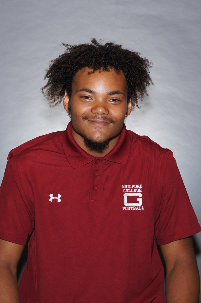 Khyree Lundy - Guilford 2021