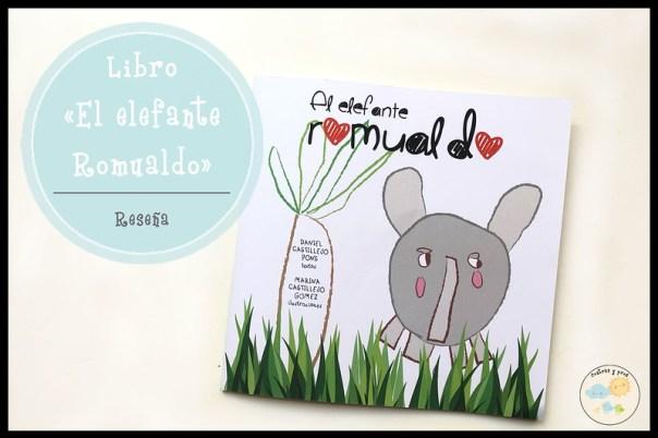Libro El Elefante Romualdo. Reseña