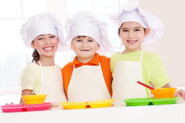 niños pasteleros
