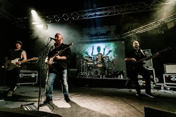 Antimatter at Les Abattoirs in Cognac, France on November 23rd, 2019