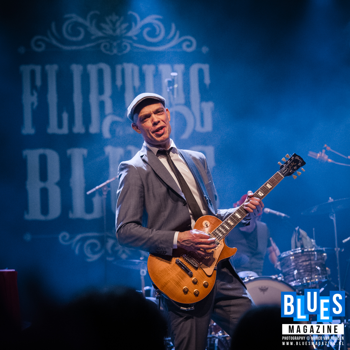 Thorbjørn Risager & The Black Tornado @ Flirting with the Blues 2019