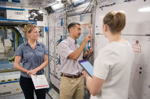 2017 ASCAN Space Vehicle Mockup Training