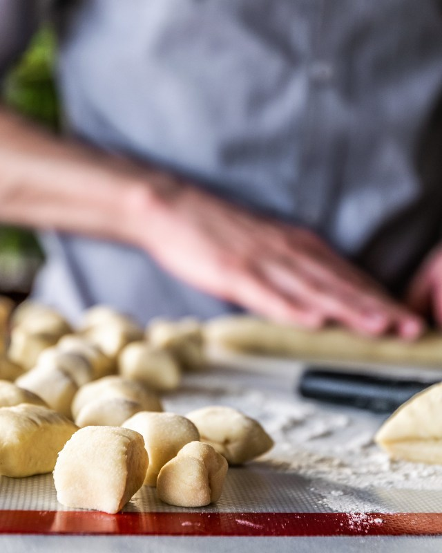 puffy pillows of gnocchi