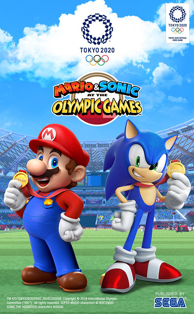 Give the Gift of Gaming This Holiday With Mario & Sonic! #MySillyLittleGang @SMGurusNetwork #HGG19