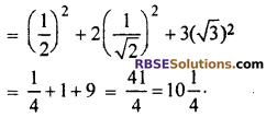 RBSE Solutions for Class 10 Maths Chapter 6 Trigonometric Ratios Ex 6.1 2