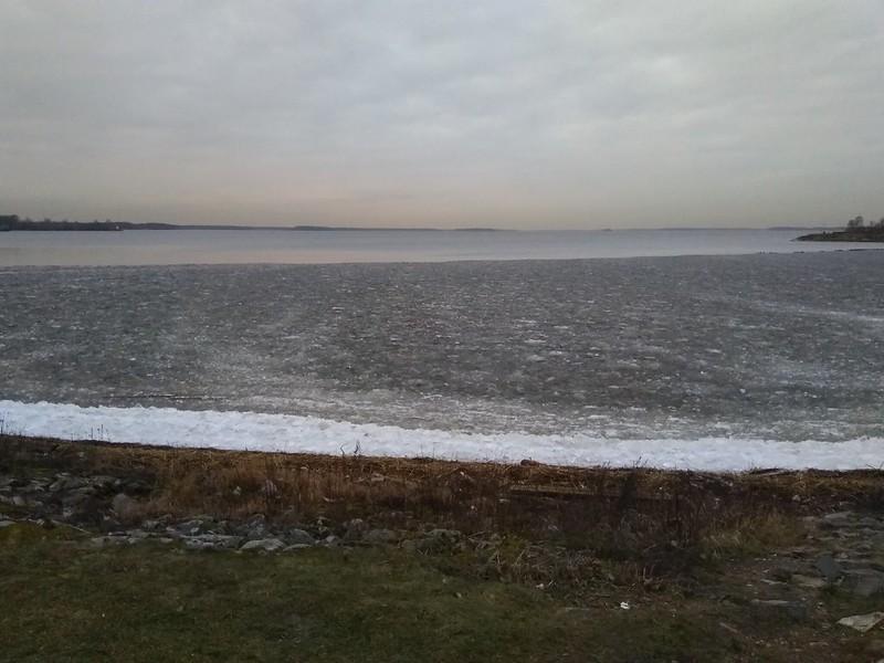 Иваньковское водохранилище, оно же Московское море, оно же Волга