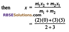 RBSE Solutions for Class 10 Maths Chapter 9 Co-ordinate Geometry Miscellaneous Exercise 6
