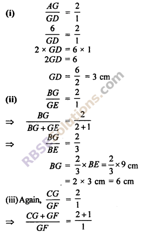 RBSE Solutions for Class 10 Maths Chapter 10 Locus Ex 10.2 4