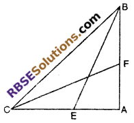 RBSE Solutions for Class 10 Maths Chapter 10 Locus Additional Questions 18