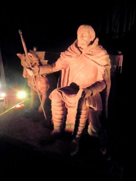 Photo: GOT statue