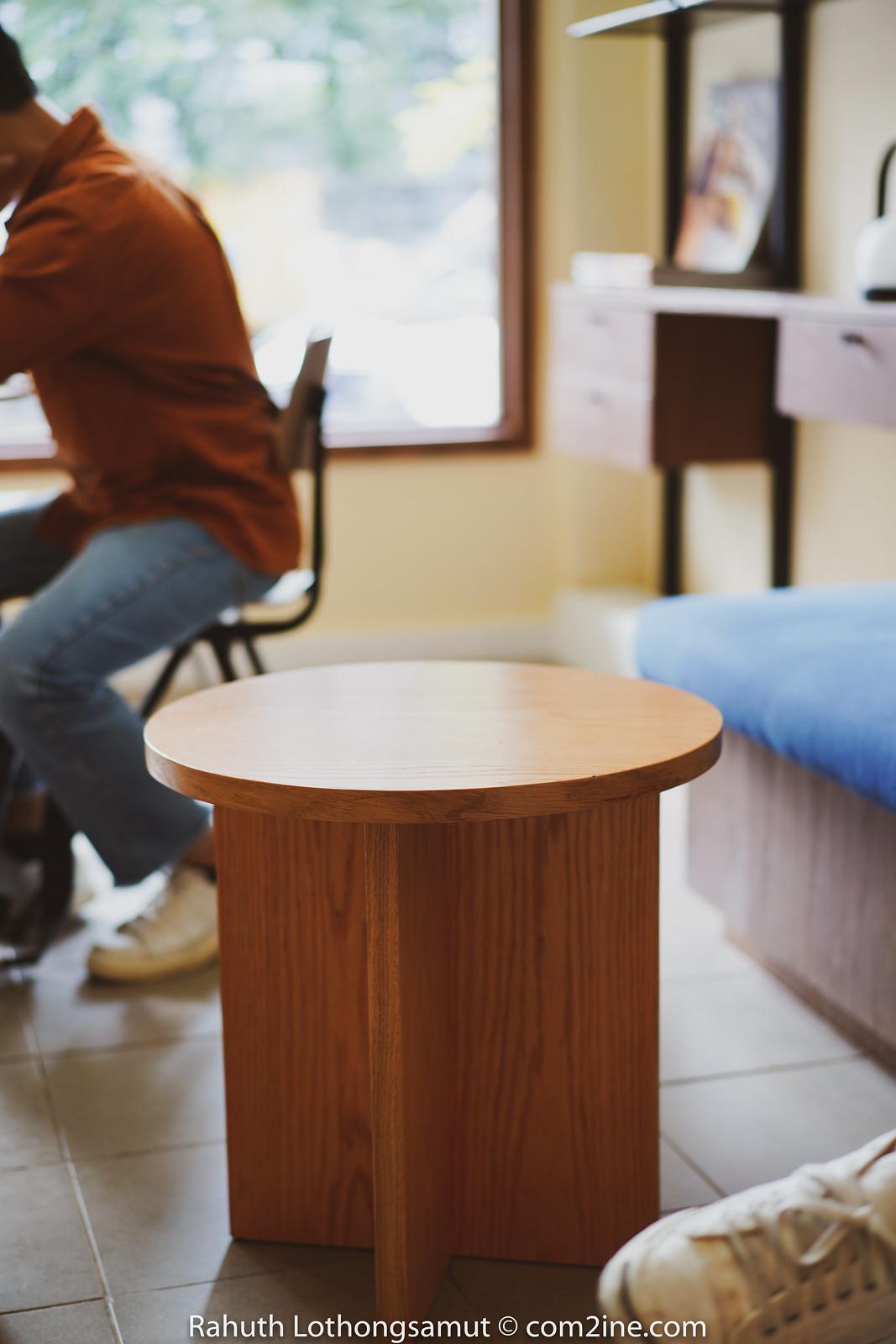 เก้าอี้กลม Drop by dough